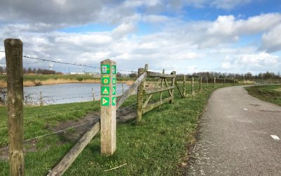 VisitBrabant: Zuiderwaterlinie hiking trail