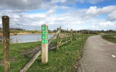 VisitBrabant: Zuiderwaterlinie wandelpad