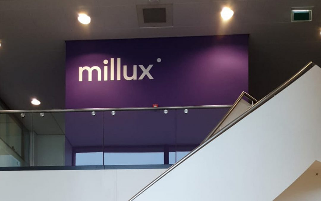 Millux: Visual Identity and Repositioning