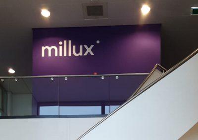 Millux micro precision laser processing